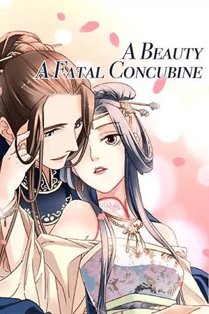 A Beauty, a Fatal Concubine Manga